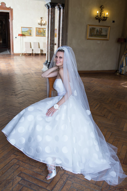 Dress Italia Blog: Abiti da sposa anni 50 torino