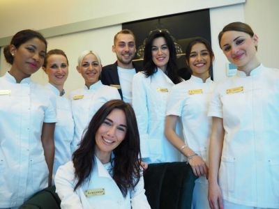 Remise en forme per le spose GALVAN con NARCISA WELLTING ESTHETIQUE