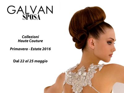 22-25 Maggio 2015 Wedding week Galvan Sposa con EXPO