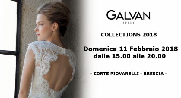 Wedding Open Day con Galvan Sposa